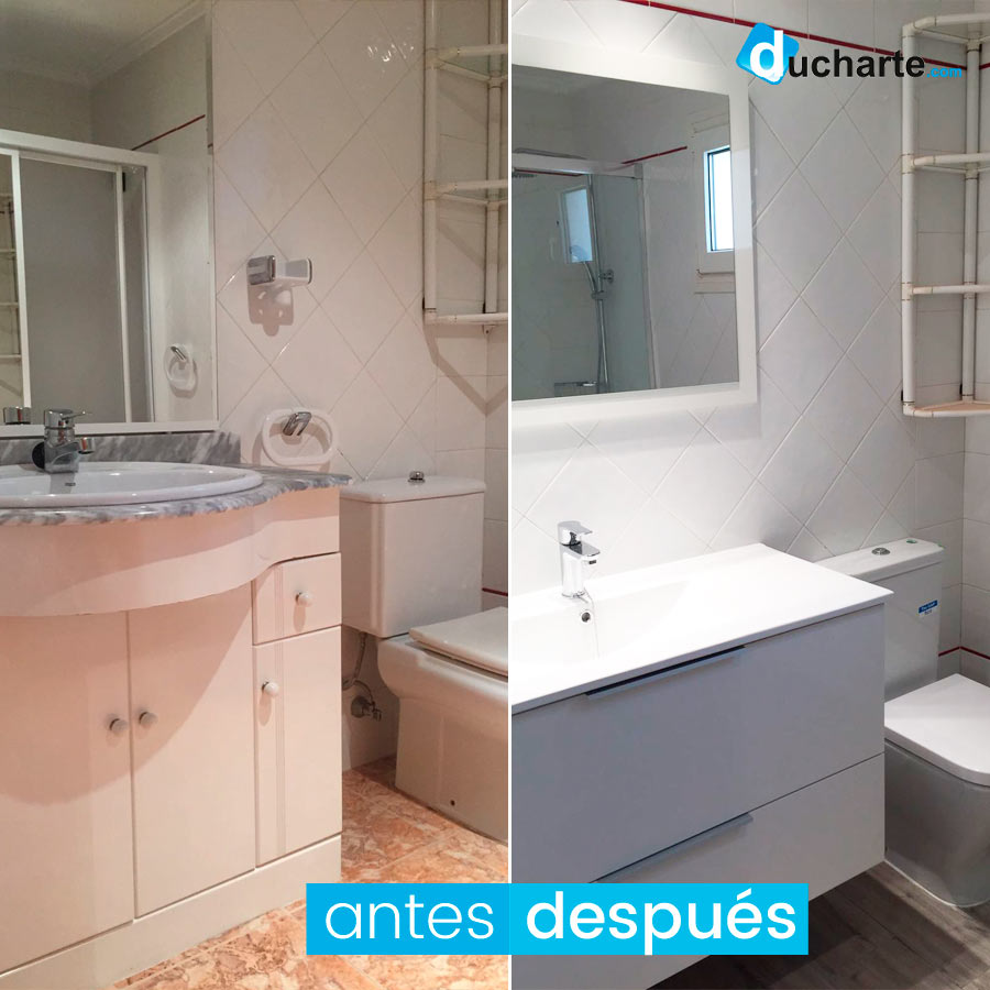 Presupuesto reformar baño en Alicante - Cambiar bañera por ducha ...
